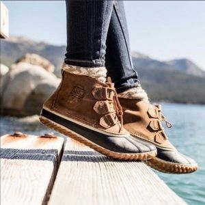 Sorel | Out 'N About Leather Boots